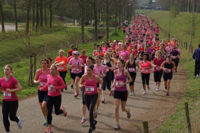Ladies Run 15 april 2018  Maassluis
