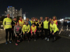 Powerwalkers op locatietraining in Rotterdam